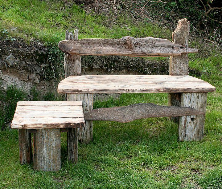 furniture wood reclaimed san driftwood drift indonesian diego solid antique rustic benches bench and