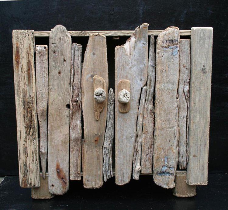 Juliau0027s Driftwood Furniture Driftwood Floor Cabinet 07 Driftwood Floor  Standing Cupboard