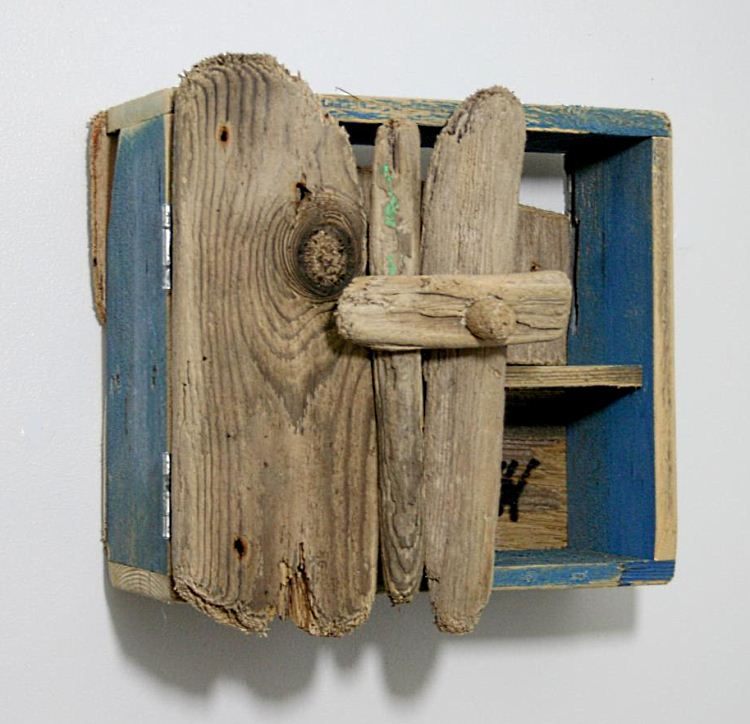 Driftwood wall cabinet for Driftwood wall