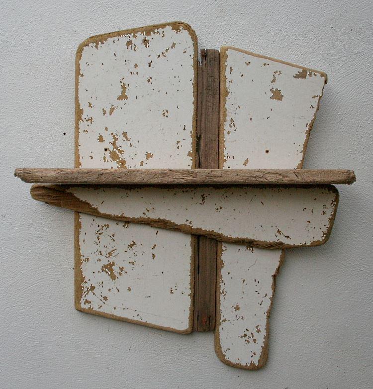 Driftwood shelf for Driftwood wall shelves