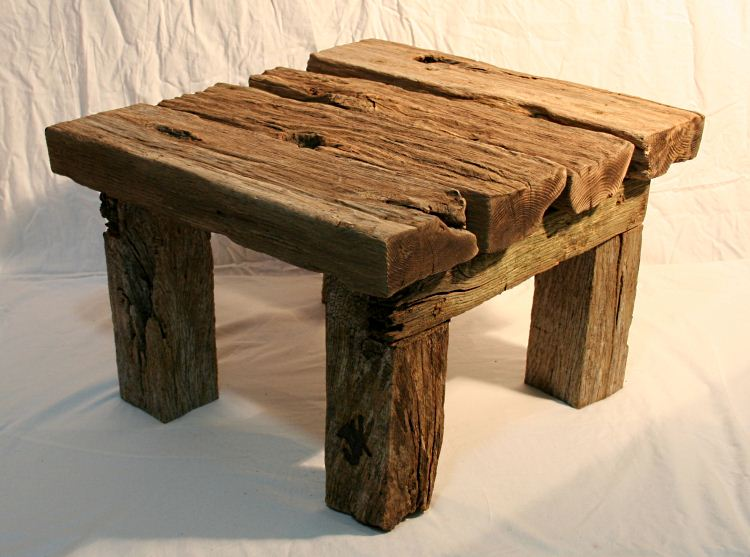 Good Driftwood Table