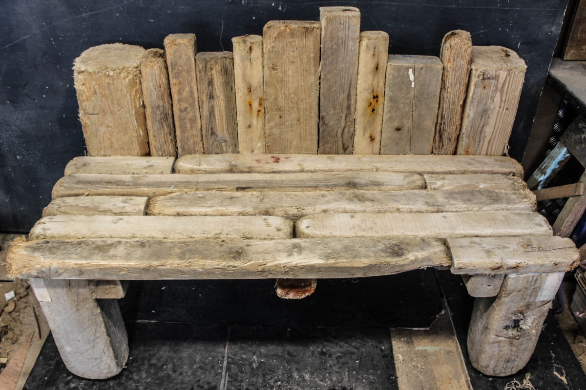 Driftwood Furniture Description