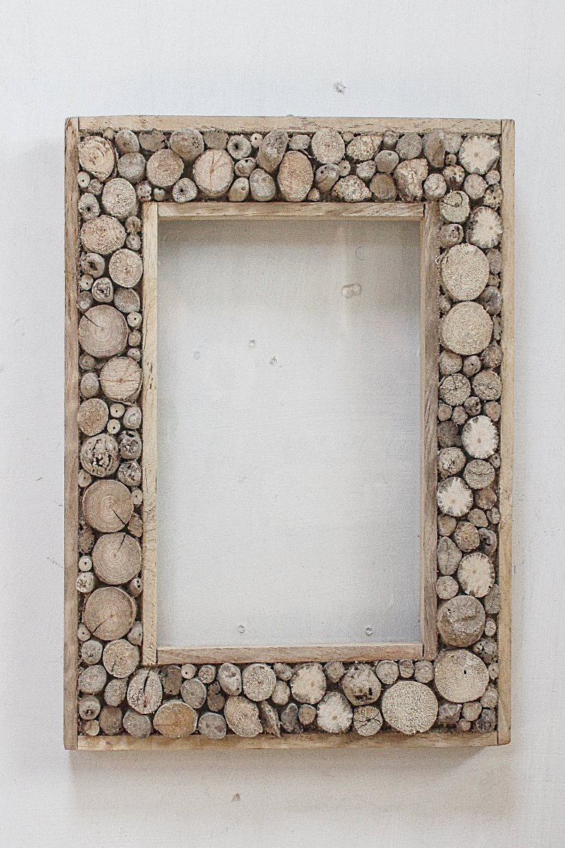Driftwood Picture Frame 9