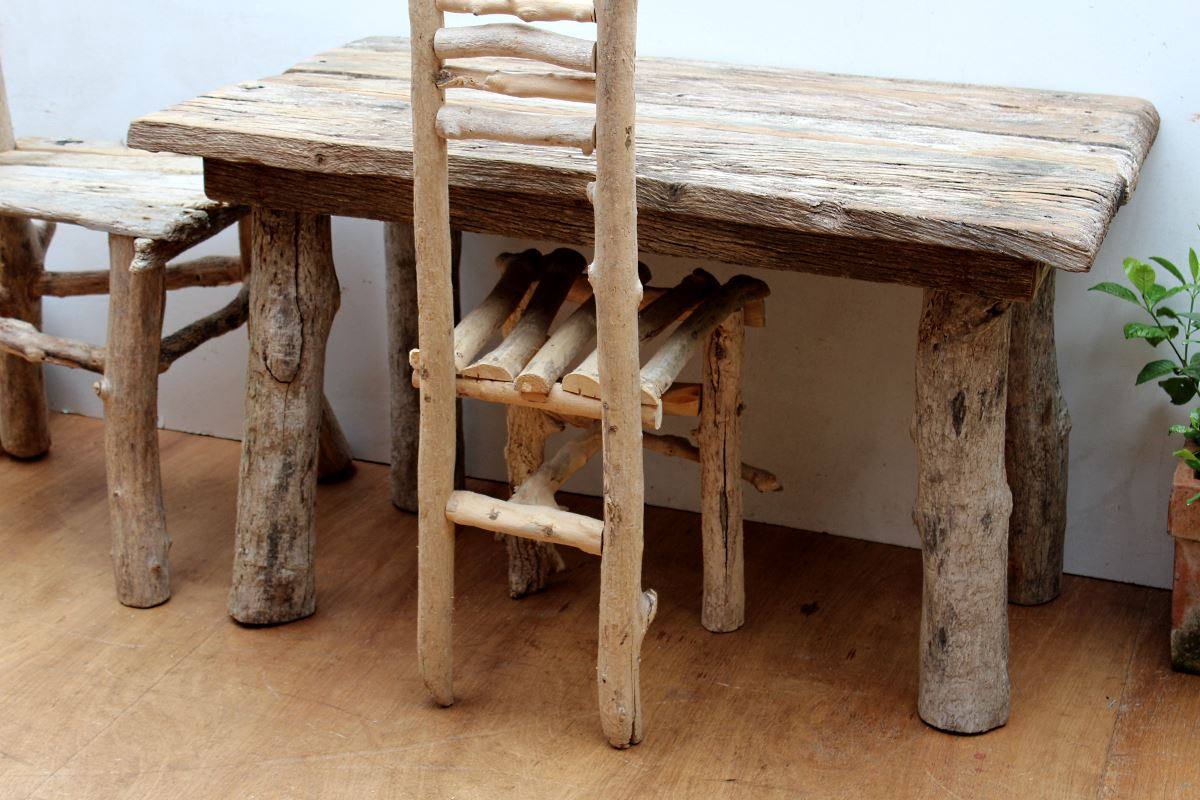 Driftwood Table. Driftwood Furniture For Sale