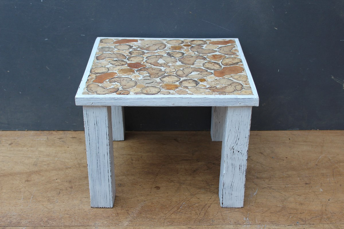 Driftwood Table 8