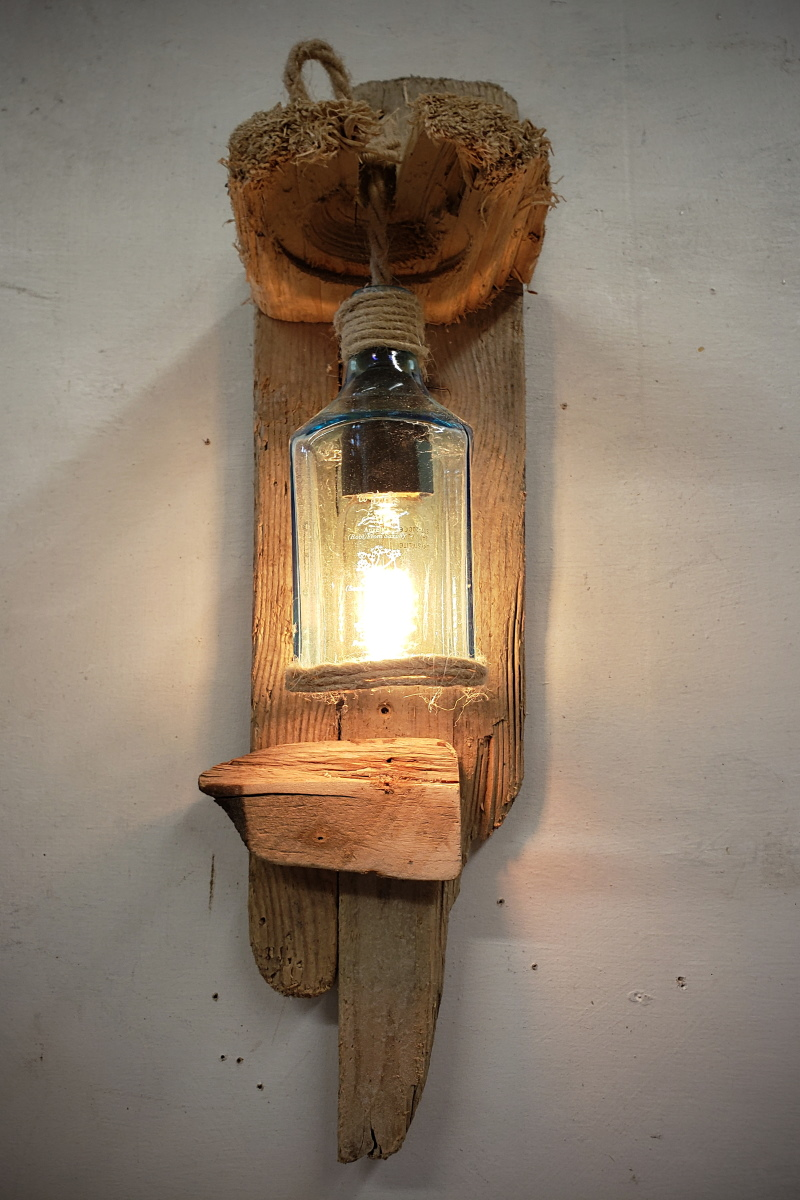 Driftwood Wall Lights